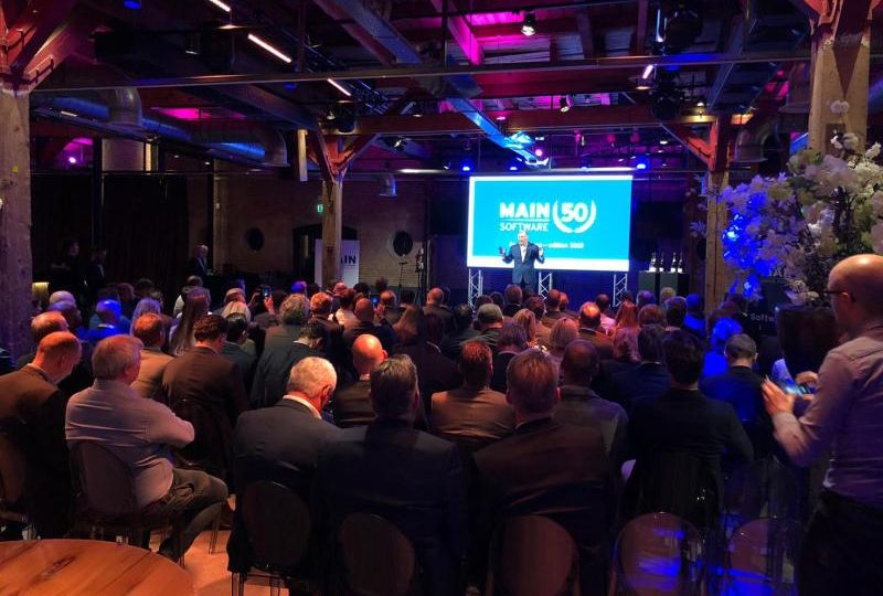 Double digit growth and productivity increases for Enterprise Software in The Netherlands