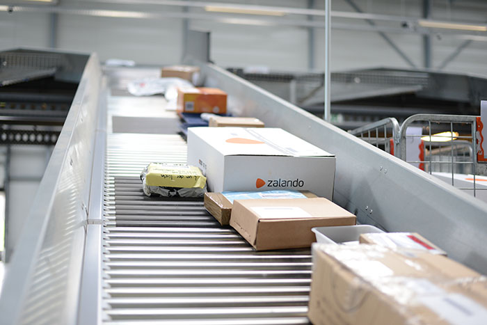 PostNL opens 25th parcel sorting centre in the Netherlands